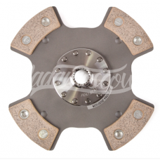 2123 Metal-Ceramic Clutch Disc for LADA 2101-2107 RIVA NOVA LAIKA 2121 NIVA 4x4