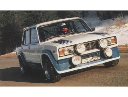 LADA 2105 T16 VFTS