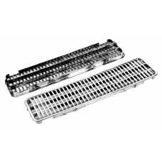 Bonnet Hood Grilles Set Chrome LADA 2103 2106