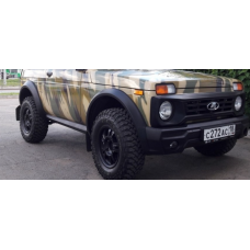 """BRONTO Rys"" Facelift Body Kit LADA 2121 21213 21214 2131 NIVA 4x4 Urban"