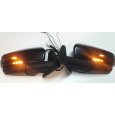 """Mirrors Kit With Double Turn Signal """"Mercedes"""" LADA 2131 21213 21214 NIVA 4x4"""