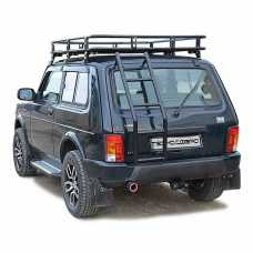 LADA NIVA LADDER REAR TO THE ROOF