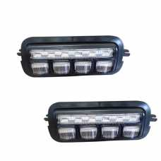 Front lights (headlights) with DRL for Lada Niva