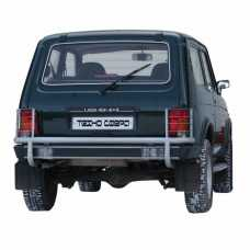 Protection rear bumper protection lights - 2121 21214 NIVA URBAN 4X4