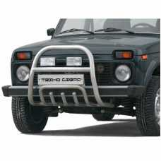 """Protection of the front """"Upper pipe"""" 2121 21214 NIVA URBAN 4X4"""