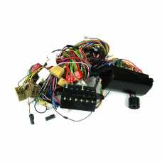 LADA NIVA 4X4, 1600, 1700, Set of wires of the panel of devices