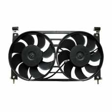 Lada NIva Electric Fans With Cowl