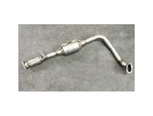 Lada Niva Additional Silencer 21214 Euro 4 With Catalyst