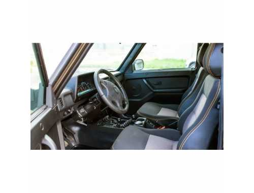 Upholstery of seats from Urban for Lada Niva 4x4 (VAZ 2121, 21214)
