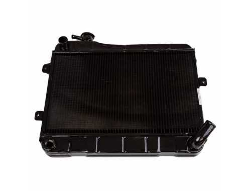 LADA  2104 / 2105 / 2107 2 Row Copper Radiator OEM With Connection For Sensor
