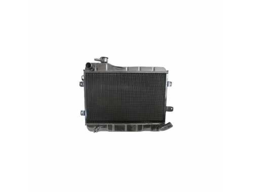 LADA  2104 / 2105 2 Row Copper Radiator OEM Without Connection For Sensor