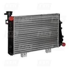 LADA  2104 / 2105 / 2107 Aluminium Radiator  With Connection For Sensor