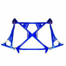 Subframe with triangle suspension arms polyurethane lada 2108 2109 2113 2115