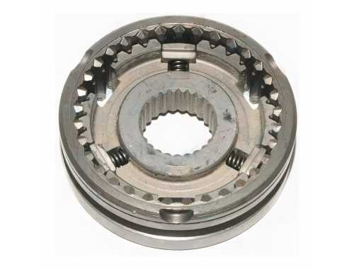 LADA 2110 - 2191 Synchronizer coupling 3,4 gears, complete