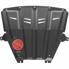 Engine and gearbox protection Lada Vesta, steel 2 mm