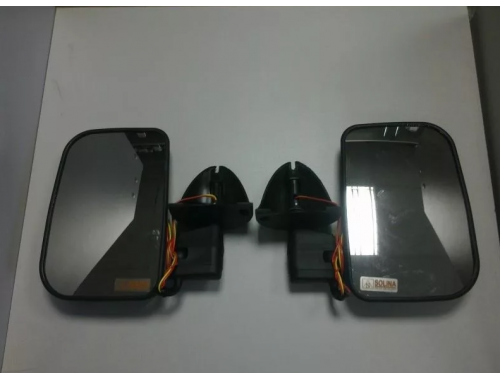 Side Mirrors Set With Warming LADA 2121 21214 NIVA 4x4