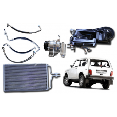 Air Conditioner Conditioning AC System Kit LADA 21214i 2131i NIVA 4x4