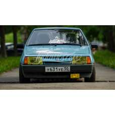 LADA Moscow Windshield Sticker