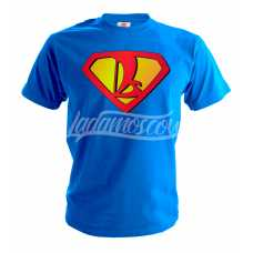 «Super» by LADA Moscow T-Shirt Blue