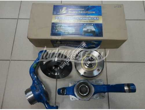 Unadjustable Power Hub Assembly with Double-row Bearing 24 teeth LADA 21214 ABS