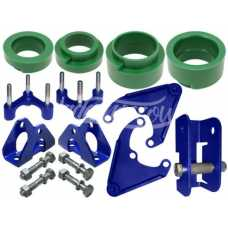 +40mm Suspension Lift Kit LADA 2121 21213 21214 2131 2123 after 2011 NIVA 4x4