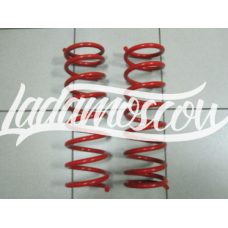 Rear Coil Springs Set For Lifting +30mm LADA 2121 NIVA 4x4