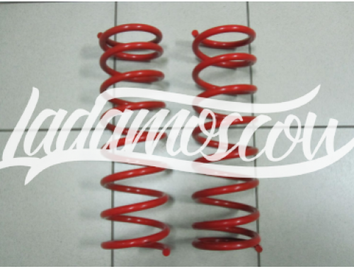 Rear Coil Springs Set For Lifting +50mm LADA 2123 Chevy NIVA 4x4