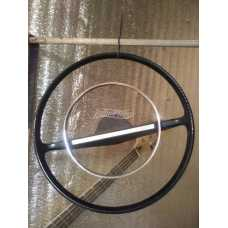 Steering Wheel With Chrome Ring LADA 2101 2102