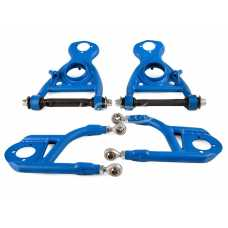 """Drift Tech"" Heim Joint +130mm Track Triangle Suspension Arms Set LADA 2101-2107"
