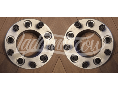 +20mm Wheel Spacers Adapters Set LADA 2121 21213 21214 2131 2123 Chevy NIVA 4x4